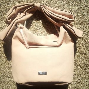 Beautiful blush pink Jessica Simpson Kara hobo bag